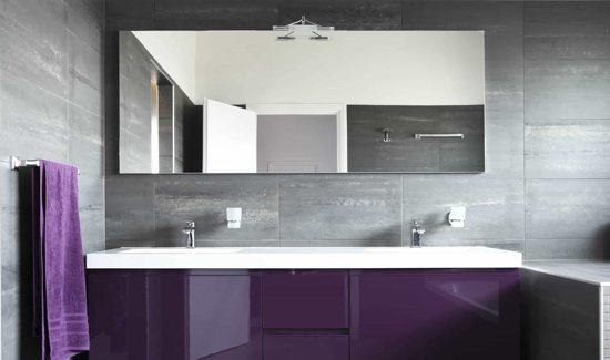 Bathroom 3 - Mirrored Splashbacks