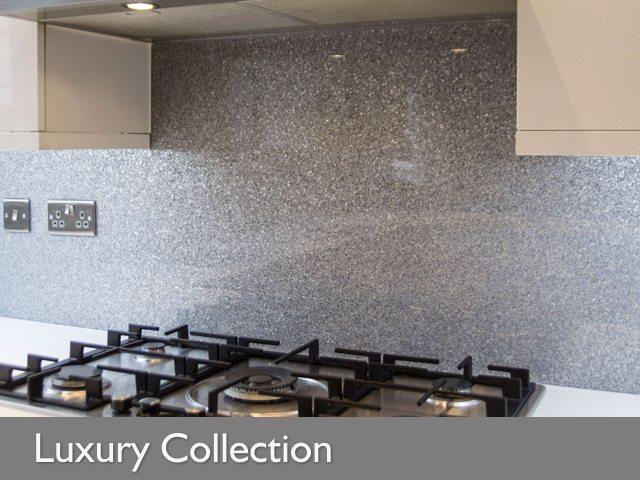 Luxury Collection - Glass Splashbacks