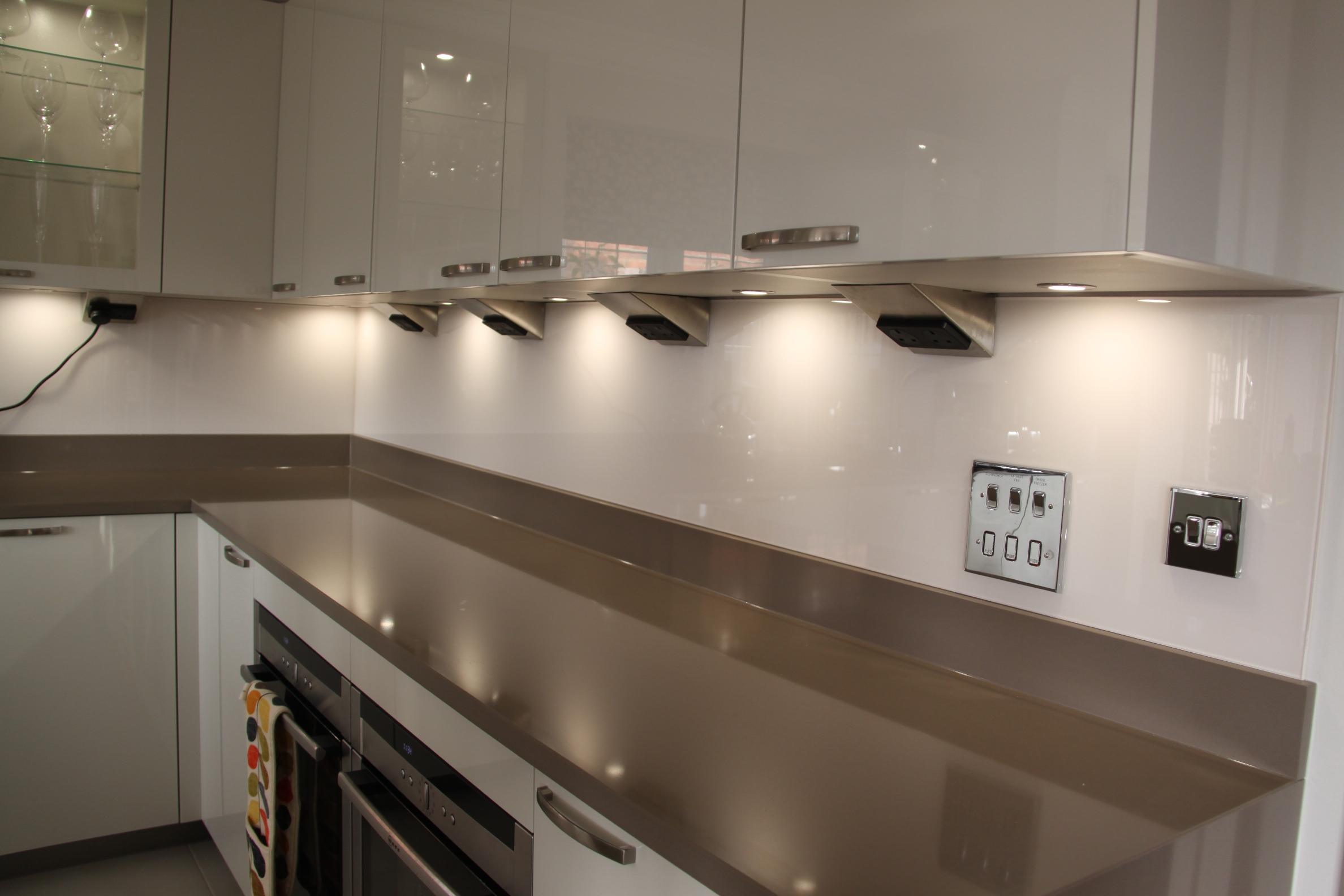 Kent Glass Splashbacks - Image 1