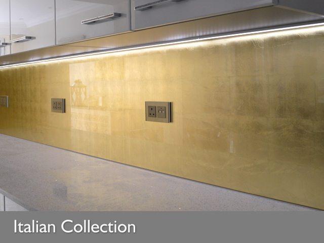 Italian Collection - Glass Splashbacks