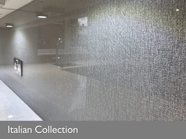 Italian Collection - Glass Splashbacks