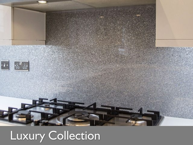 Luxury Collection - Glass Splashbacks