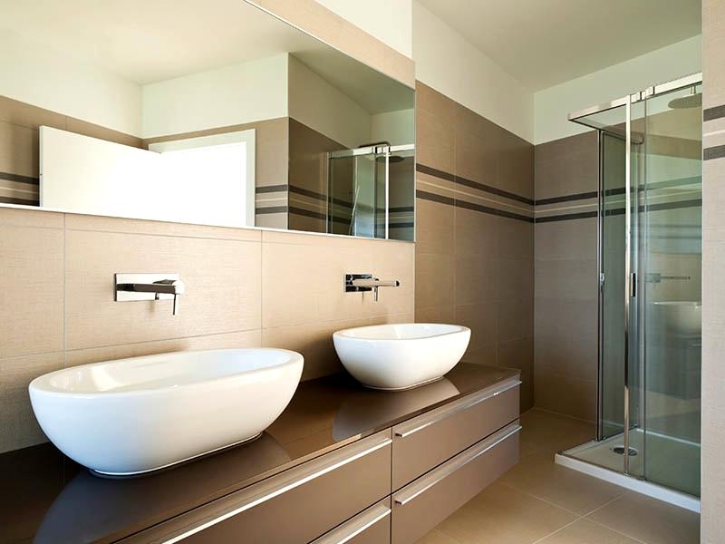Mirror Splashbacks - Bathroom 3