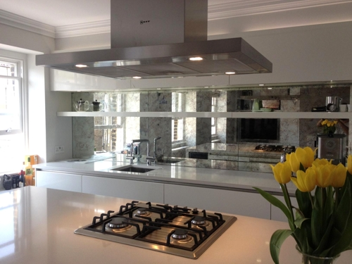 Mirror Splashbacks - Kitchen 1