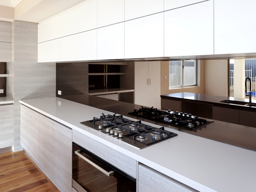 Mirror Splashbacks - Kitchen 2