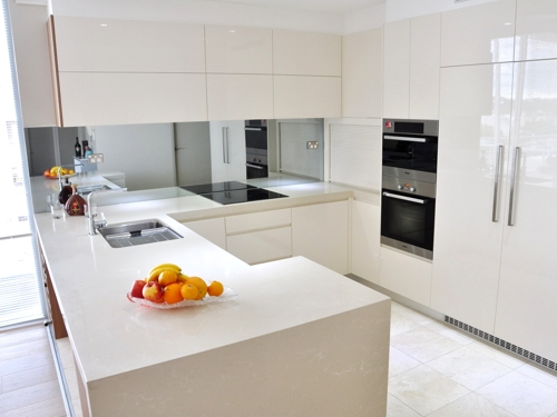 Mirror Splashbacks - Kitchen 3
